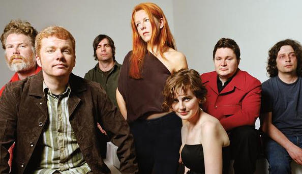 the new pornographers