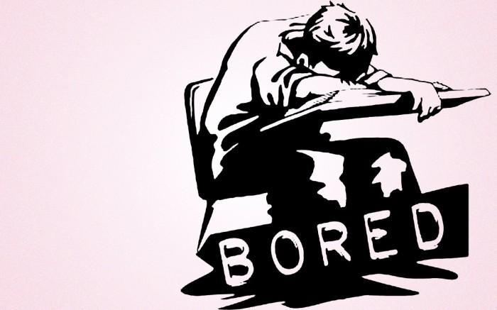 aburrimiento