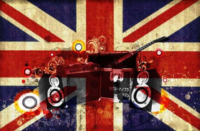 English bands